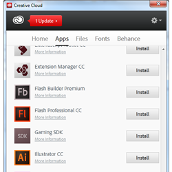download creative cloud manager
