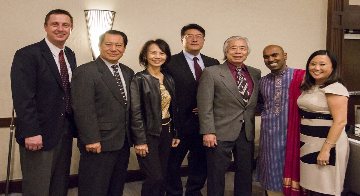Asian Pacific Islander Heritage Month Reception 2016