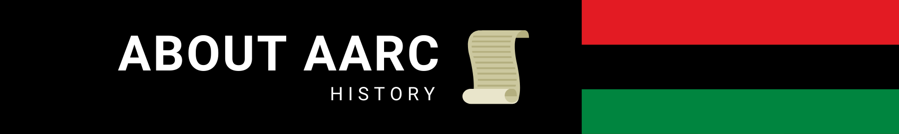 About AARC History Banner