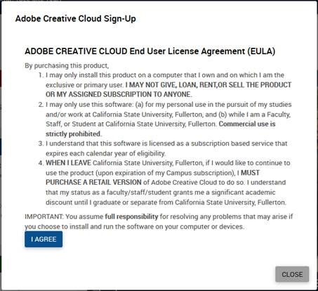 Activate Adobe Creative Cloud Division Of Information Technology