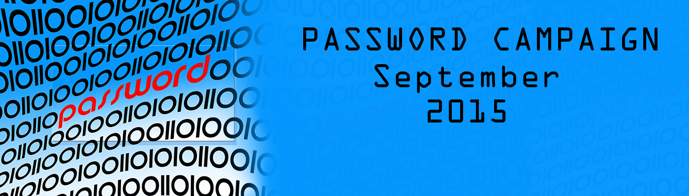 Password Campaign Banner
