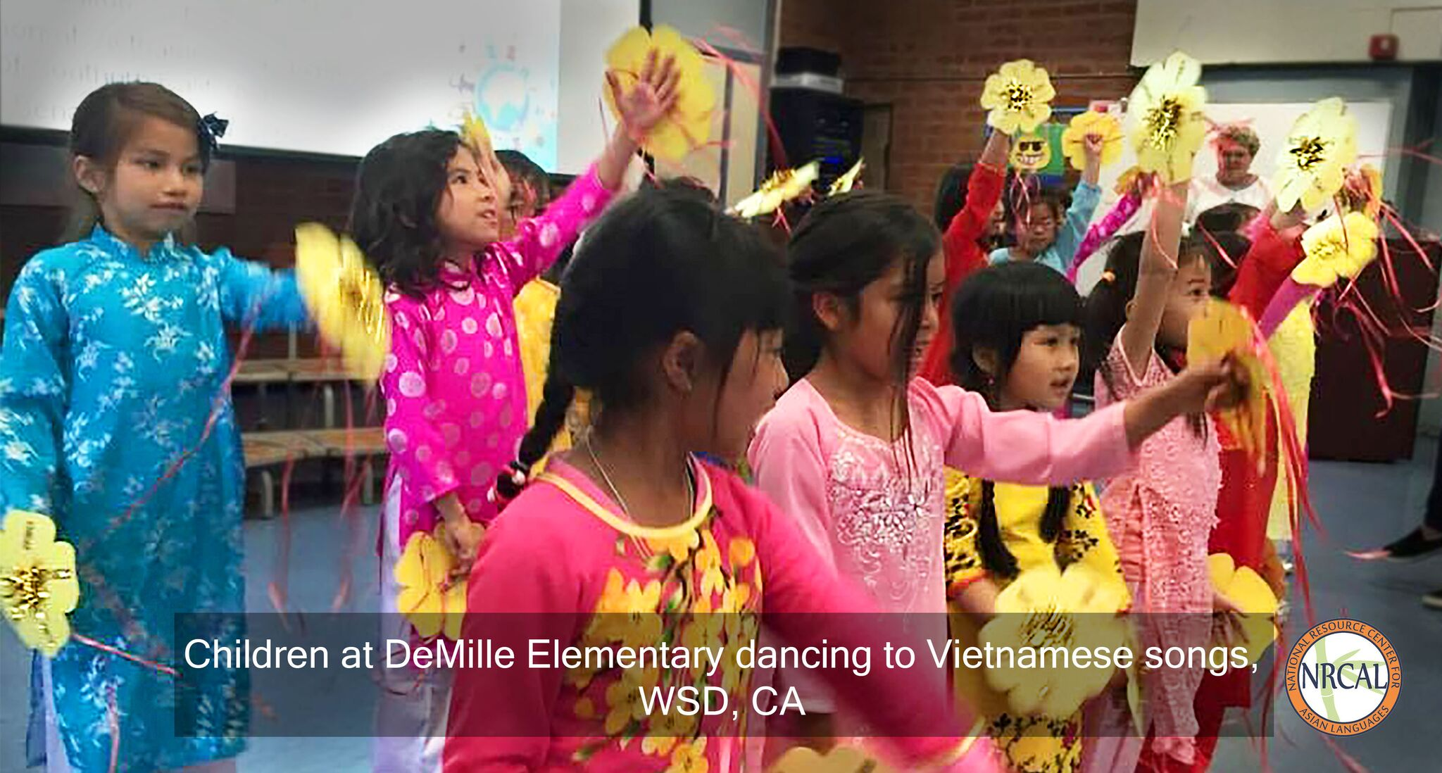 Kids at Demille