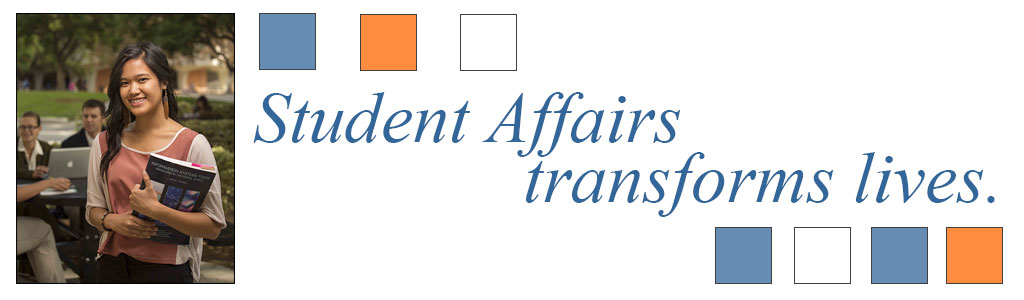 Student Affairs Transforms Lives