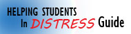 Helping Students In Distress Guide