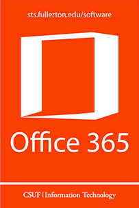 Office 365 - Division of Information Technology | CSUF