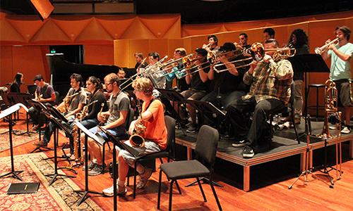 Jazz Ensembles - School of Music | CSUF