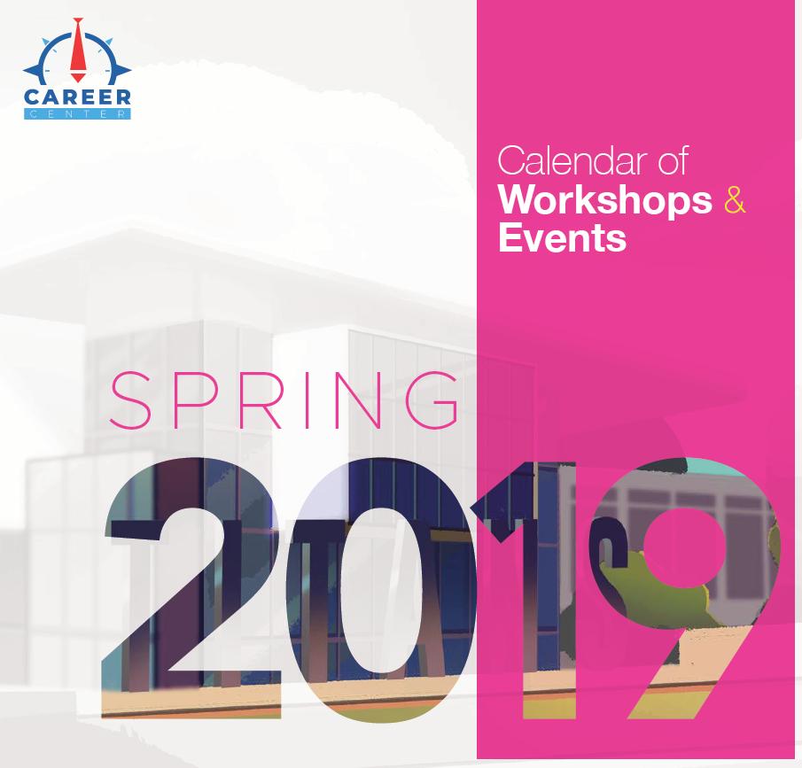 Cal State Fullerton Calendar 2019 Workshops and Info Sessions   Career Center | CSUF