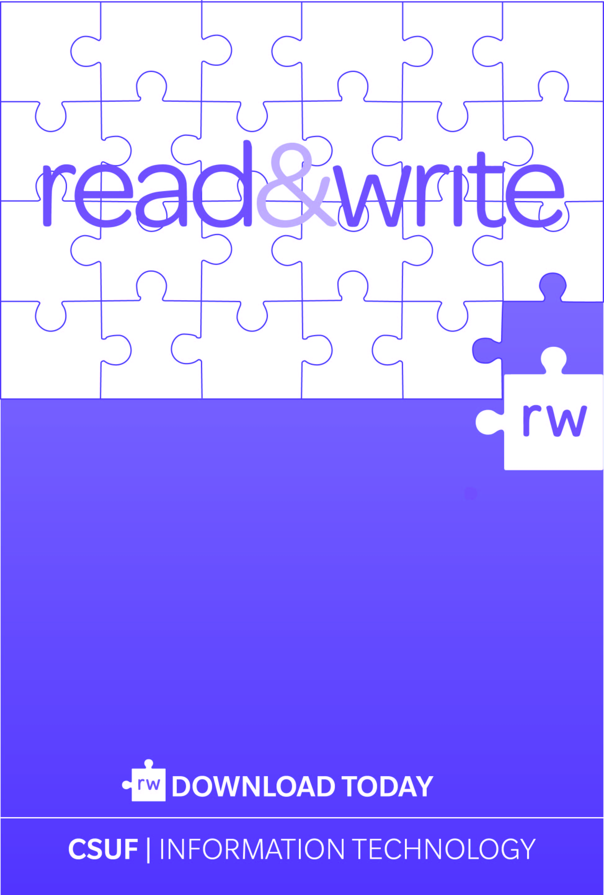 ReadWrite - Division of Information Technology | CSUF